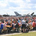 Der bestbesuchte Standort am Tag der Bundeswehr war der Fliegerhorst Penzing mit rund 55.000 Gästen. (Quelle: Luftwaffe/Ralf Hochrein)