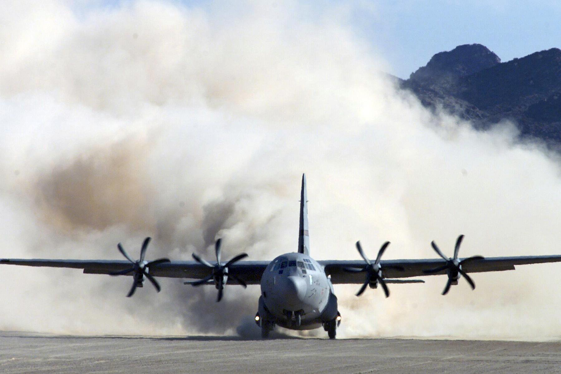 Die Luftwaffe soll sechs Transportflugzeuge des Typs C-130J erhalten. (Quelle: /Lockheed Martin)