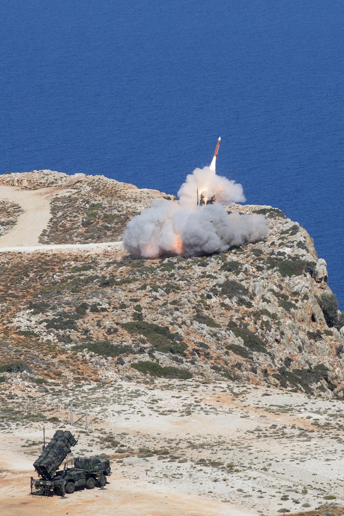 Auch in diesem Jahr wird auf Kreta wieder scharf geschossen. (Quelle: Luftwaffe/Nurguen Schmidt)