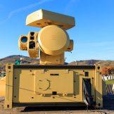 Das Auge von Mantis überwacht bald den Himmel über Camp Castor in Mali. (Quelle: Luftwaffe/Lars Koch)  