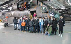 Büro über den Wolken – Schüler besuchen Luftwaffe